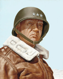 Gen Geroge S Patton Jr